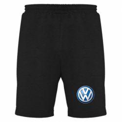 Купить Мужские шорты Volkswagen Small Logo, FatLine