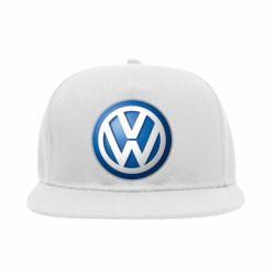 Снепбек Volkswagen Small Logo - FatLine