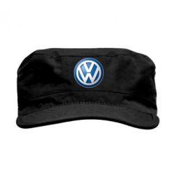 Кепка милитари Volkswagen Small Logo - FatLine