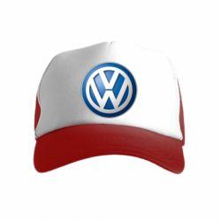 Дитяча кепка-тракер Volkswagen Small Logo
