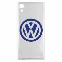 Чехол для Sony Xperia XA1 Volkswagen - FatLine
