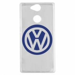 Чехол для Sony Xperia XA2 Volkswagen - FatLine