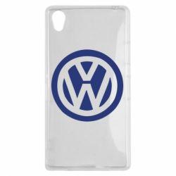 Чехол для Sony Xperia Z1 Volkswagen - FatLine