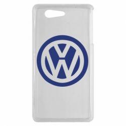Чехол для Sony Xperia Z3 mini Volkswagen - FatLine