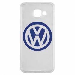 Чехол для Samsung A3 2016 Volkswagen - FatLine