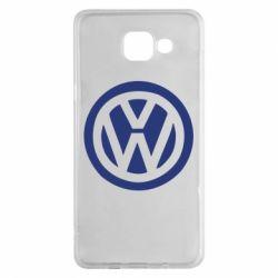 Чехол для Samsung A5 2016 Volkswagen - FatLine