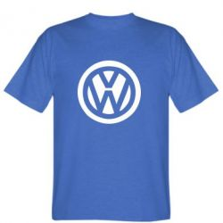 Мужская футболка Volkswagen - FatLine