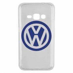 Чехол для Samsung J1 2016 Volkswagen - FatLine