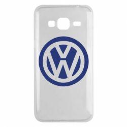 Чехол для Samsung J3 2016 Volkswagen - FatLine