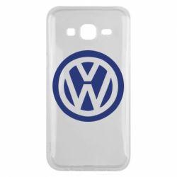 Чехол для Samsung J5 2015 Volkswagen - FatLine