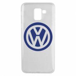 Чехол для Samsung J6 Volkswagen - FatLine