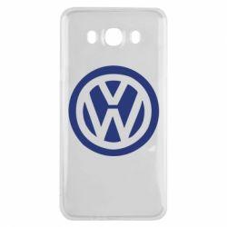 Чехол для Samsung J7 2016 Volkswagen - FatLine