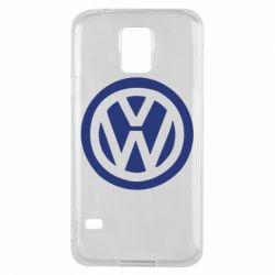 Чехол для Samsung S5 Volkswagen - FatLine