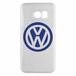 Чехол для Samsung S6 EDGE Volkswagen - FatLine