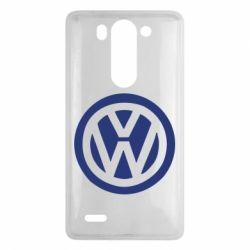 Чехол для LG G3 mini/G3s Volkswagen - FatLine