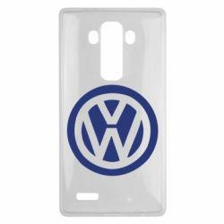 Чехол для LG G4 Volkswagen - FatLine
