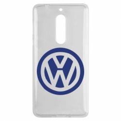 Чехол для Nokia 5 Volkswagen - FatLine