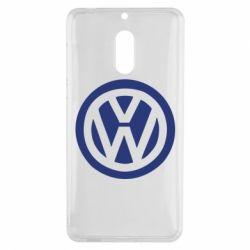 Чехол для Nokia 6 Volkswagen - FatLine