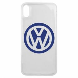 Чехол для iPhone Xs Max Volkswagen - FatLine