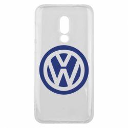 Чехол для Meizu 16 Volkswagen - FatLine