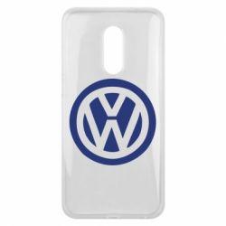 Чехол для Meizu 16 plus Volkswagen - FatLine