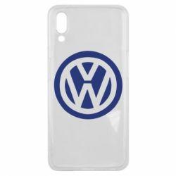 Чехол для Meizu E3 Volkswagen - FatLine