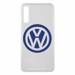 Чехол для Samsung A7 2018 Volkswagen - FatLine