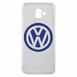 Чехол для Samsung J6 Plus 2018 Volkswagen - FatLine