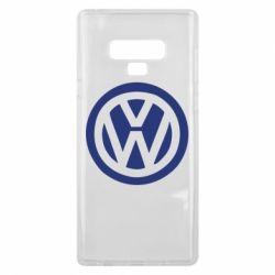 Чехол для Samsung Note 9 Volkswagen - FatLine