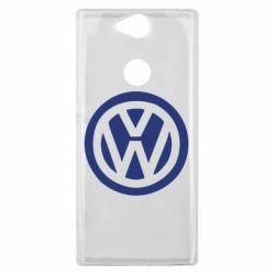 Чехол для Sony Xperia XA2 Plus Volkswagen - FatLine
