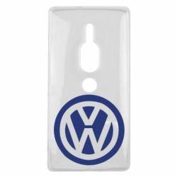 Чехол для Sony Xperia XZ2 Premium Volkswagen - FatLine