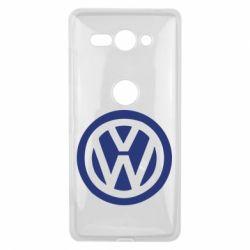 Чехол для Sony Xperia XZ2 Compact Volkswagen - FatLine