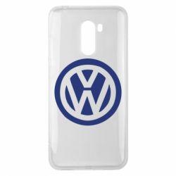 Чехол для Xiaomi Pocophone F1 Volkswagen - FatLine