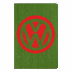 Блокнот А5 Volkswagen - FatLine