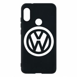 Чехол для Mi A2 Lite Volkswagen - FatLine