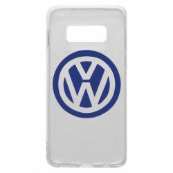 Чехол для Samsung S10e Volkswagen - FatLine