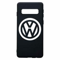 Чехол для Samsung S10 Volkswagen - FatLine