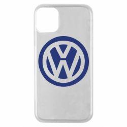 Чехол для iPhone 11 Pro Volkswagen - FatLine