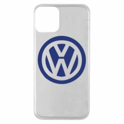 Чехол для iPhone 11 Volkswagen - FatLine