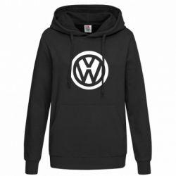 Женская толстовка Volkswagen - FatLine