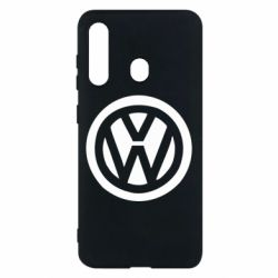 Чехол для Samsung M40 Volkswagen - FatLine