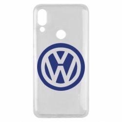 Чехол для Meizu Note 9 Volkswagen - FatLine