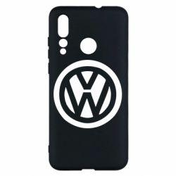 Чехол для Huawei Nova 4 Volkswagen - FatLine