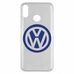 Чехол для Huawei Y9 2019 Volkswagen - FatLine
