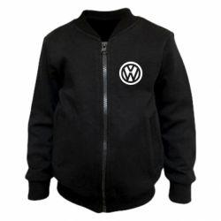 Детский бомбер Volkswagen
