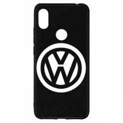 Чехол для Xiaomi Redmi S2 Volkswagen