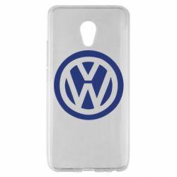 Чехол для Meizu MX6 Volkswagen