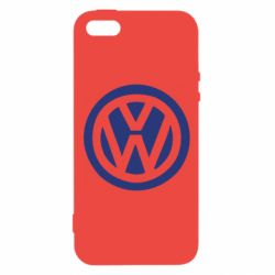 Чехол для iPhone5/5S/SE Volkswagen - FatLine