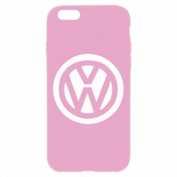 Чехол для iPhone 6 Plus/6S Plus Volkswagen - FatLine