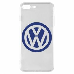 Чехол для iPhone 7 Plus Volkswagen - FatLine